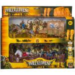 Gift Corral The Best Wild West Cowboys and Stagecoach Play Set