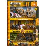 Gift Corral The Best Wild West Stagecoach and Horses Play Set