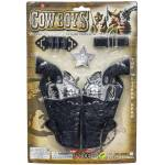 Gift Corral Cowboys Double Pistols with Holsters Play Set