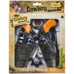 Gift Corral Cowboy Chronicles Double Pistols with Holsters