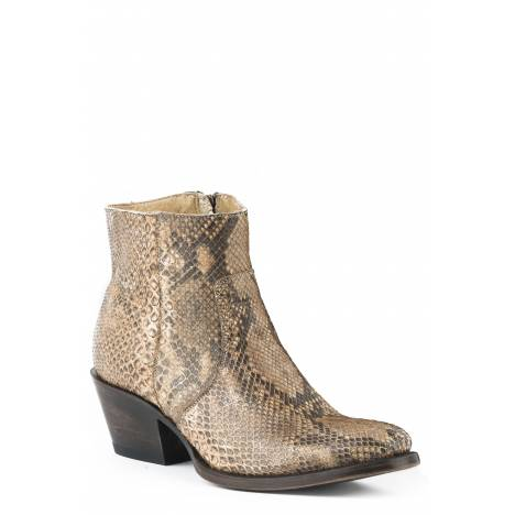 Stetson Ladies Venice Round Toe Fashion Ankle Boots