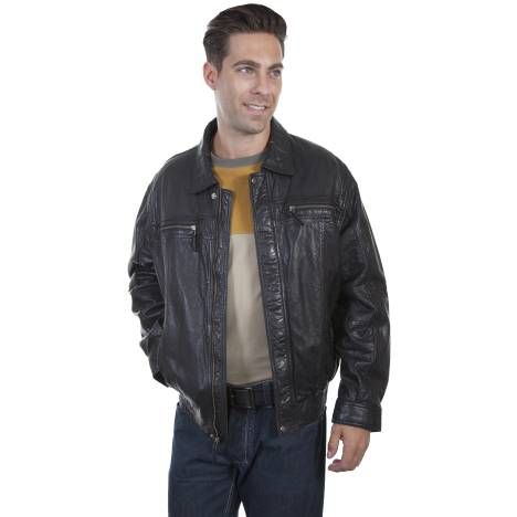 Scully Mens Rugged Lamb Jacket