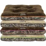 Realtree Max5 Tufted Gusset Dog Bed - FREE Paw Stocking with Purchase