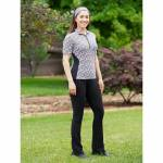 Kerrits Ladies Microcord Extended Knee Patch Pocket Tall Length Bootcut Breeches