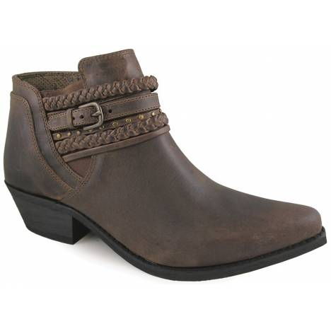 Smoky Mountain Ladies Emma Leather Ankle Boots