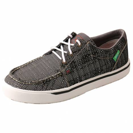 Twisted X Mens Casual Low-Cut Sneakers