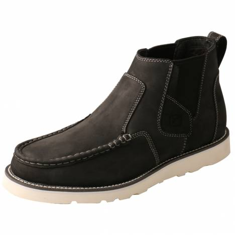 Twisted X Mens Casual Chelsea Wedge Sole Boots
