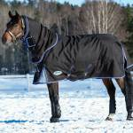 Weatherbeeta ComFiTec Ultra Cozi II Detach-A-Neck Heavy Turnout Blanket