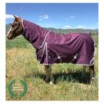 Jacks Boreas 1200D Turnout Blanket with 260GM Lining & Reflective Stripes