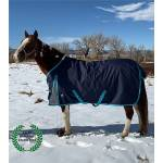 Jacks Kratos 1200D Turnout Blanket with 350GM Lining