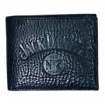 Jack Daniel's Mens Signature Collection Billfold Wallet
