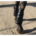 Majyk Equipe Estrella Sparkle Leather Tendon Boots - Sold in Pairs