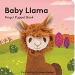 Kelley Baby Lama Finger Puppet Book