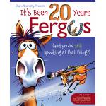 Kelley It's Been 20 Years Fergus (and you're still spooking at that thing?) Book