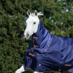 Bucas Therapy Turnout Combi Neck with Recuptex
