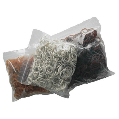 Roma Rubber Bands - Black