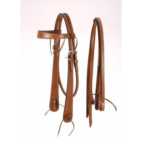 Royal King Ranch Boss Browband Headstall