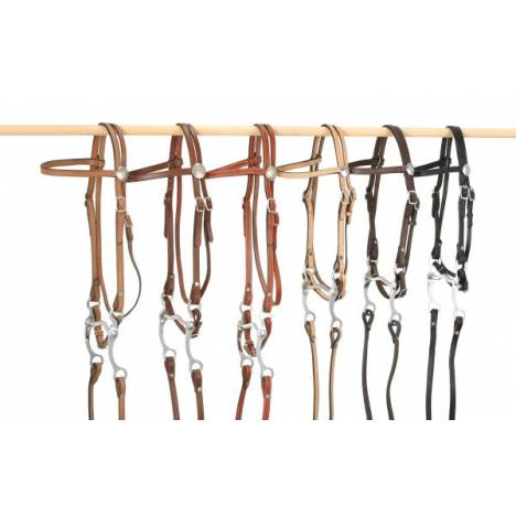 King Series Complete Browband Bridles