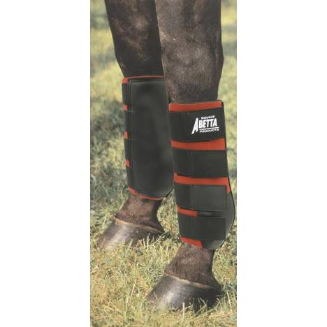 Abetta Rear Tendon Boots