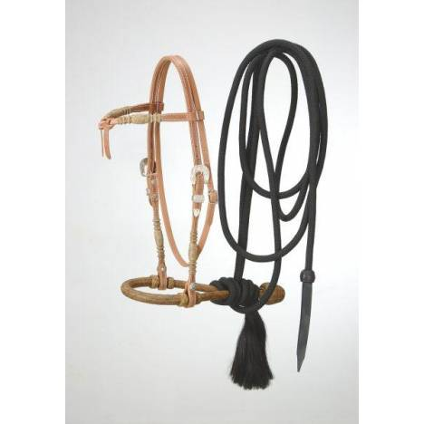 Royal King Futurity Brow Bosal/Mecate Set