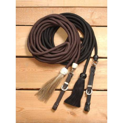 Royal King Braided Mecate Rope Lunge Line