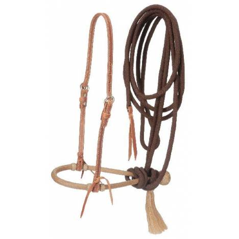 Royal King Harness Leather Bosal Hanger