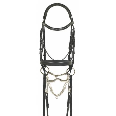 Ovation Europa Double Bridle with Crank