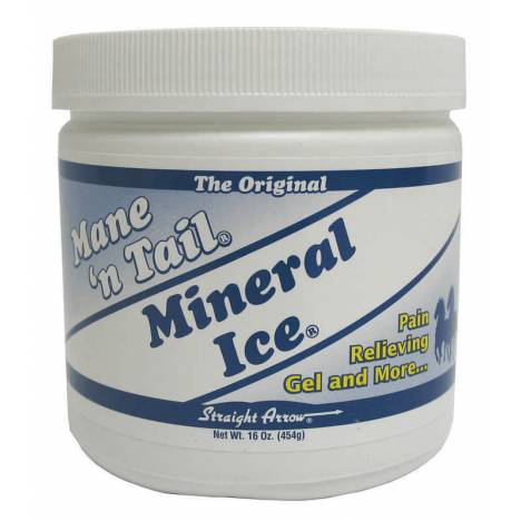 Mane 'n Tail Mineral Ice Pain Relieving Gel