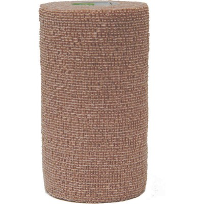 Co-Flex Bandage 4 x 5 yards - Tan - Eaches