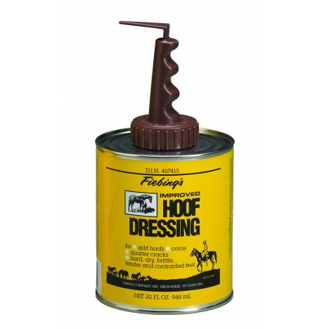 Fieblings Hoof Dressing with Brush Top