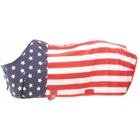 Stars and Stripes Canvas Summer Sheet