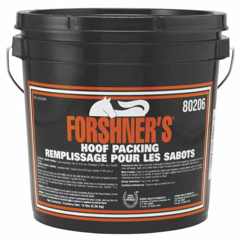 Forschner's Hoof Packing