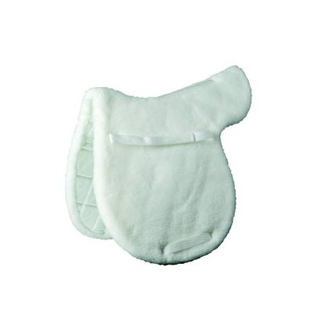 Centaur Quilted Fleece Close Contact Shaped Pad