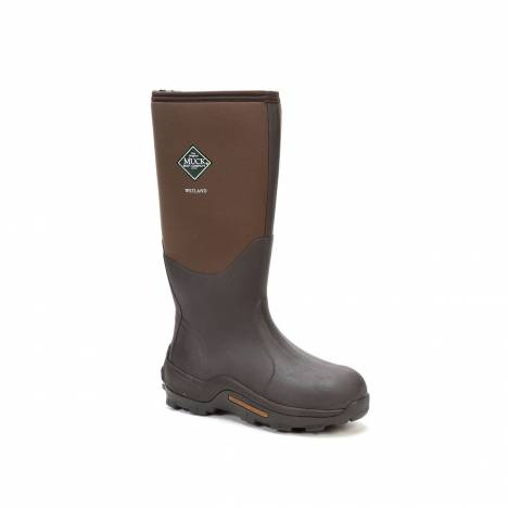 Muck Boots Men's Wetland Premium Field Boot