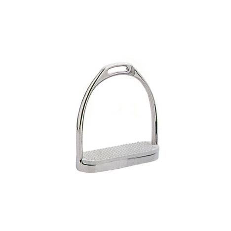 STA-BRITE Stainless Steel Fillis Stirrup with Pad