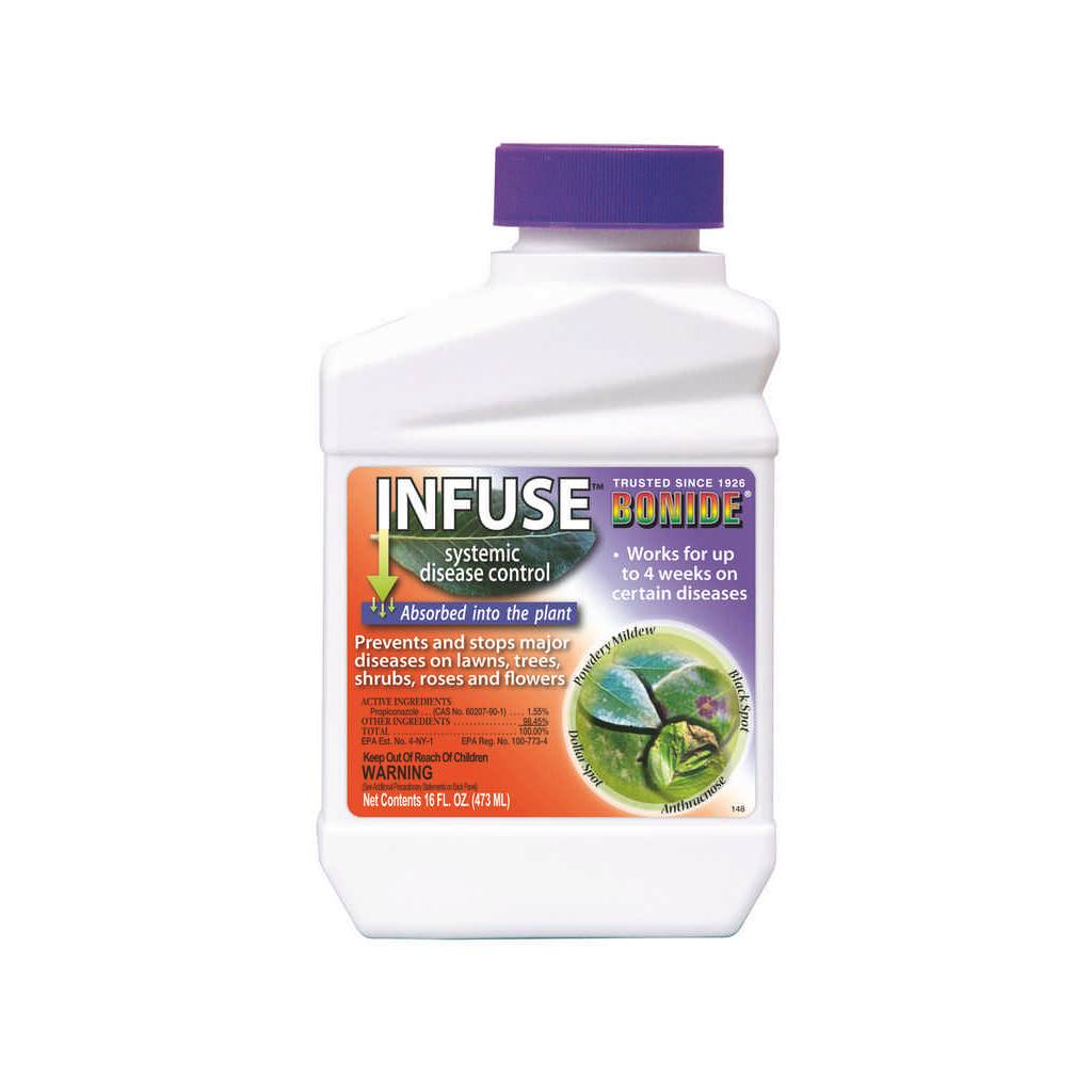 Infuse Systematic Fungicide Control