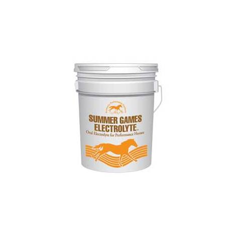 Summer Games Electrolye Supplement For Horses
