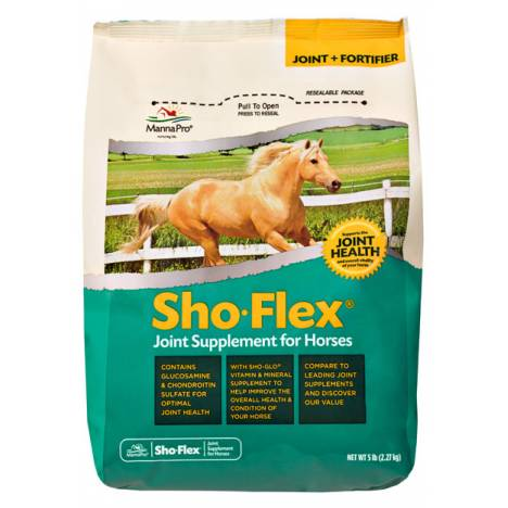 Manna Pro Sho-Flex Joint Care Supplement For Horses