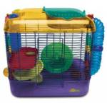 Crittertrail Two Home For Hamsters/Mice/Gerbils