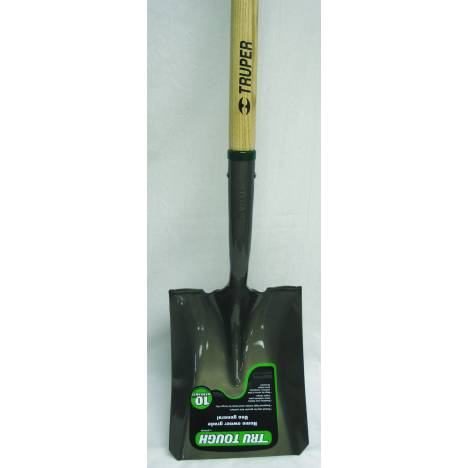 Truper Tru Tough Square Point Shovel