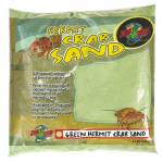 Hermit Crab Sand Green For Tanks