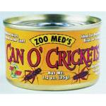 Can O' Crikets Food For Lizards/Snakes/Amphibians/Water Turtles