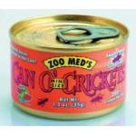 Can O' Mini Crikets Food For Lizards/Snakes/Amphibians/Water Turtles