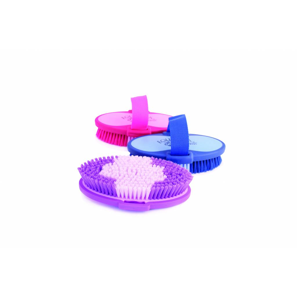 Equestria Sport Body Brush with Strap