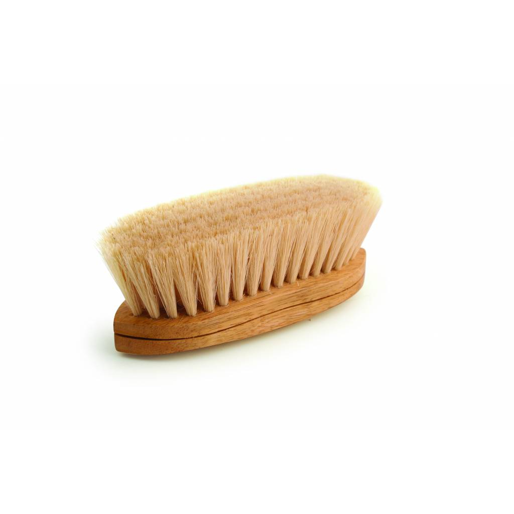Legends Tampico Curved-Back Grooming Brush