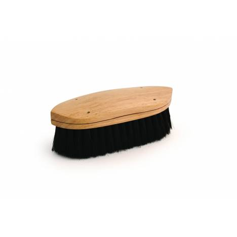 Legends Poly/Horsehair Blend Curved-Back Grooming Brush