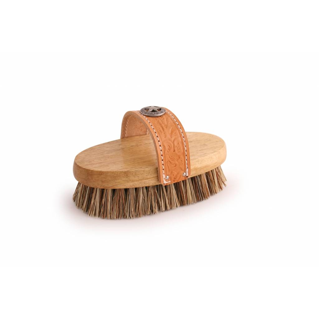Legemds Union Fiber Grooming Western Grooming Brush