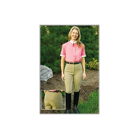 TuffRider Ladies Cotton Figurefit Full Seat Breech