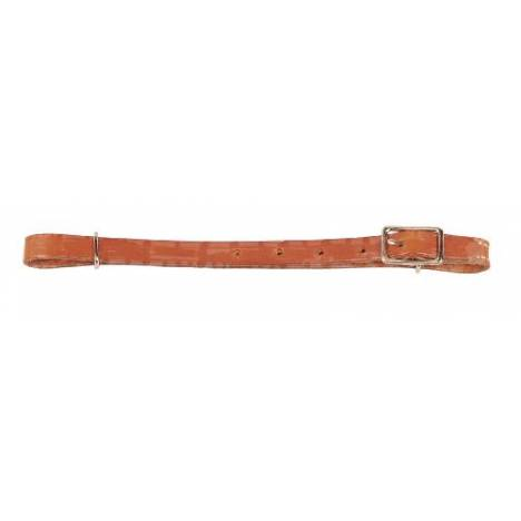 TORY LEATHER Bridle Leather Curb Strap