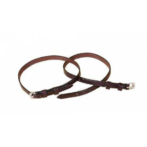 TORY LEATHER Spur Strap With Double Keepers